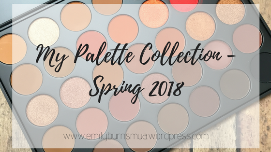 My Palette Collection - Spring 2018(1)